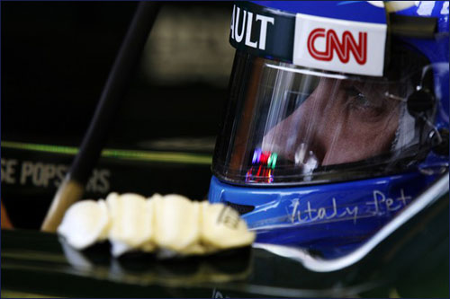 Виталий Петров на Гран При Австралии