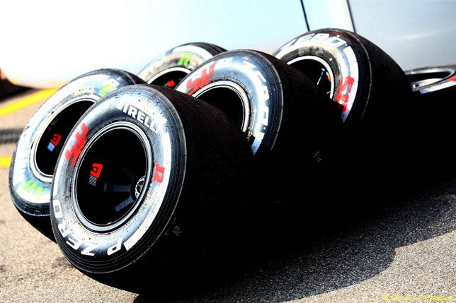ВPirelli объявили выбор составов для Гран При США