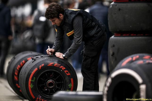 В Pirelli назвали составы для Гран При Австрии