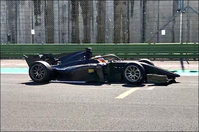 В Pirelli тестируют 18-дюймовые шины для Формулы 2