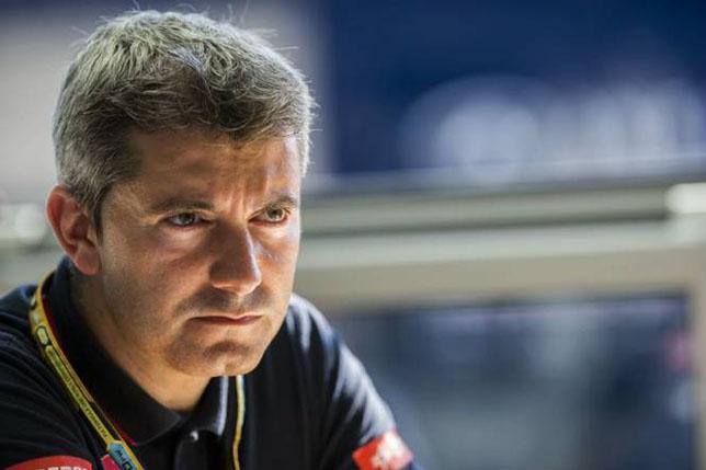 Пухолар назначен основным гоночным инженером Sauber