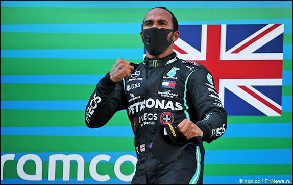 Льюис Хэмилтон выиграл Гран При Испании, одержав четвёртую победу в сезоне и 88-ю в карьере