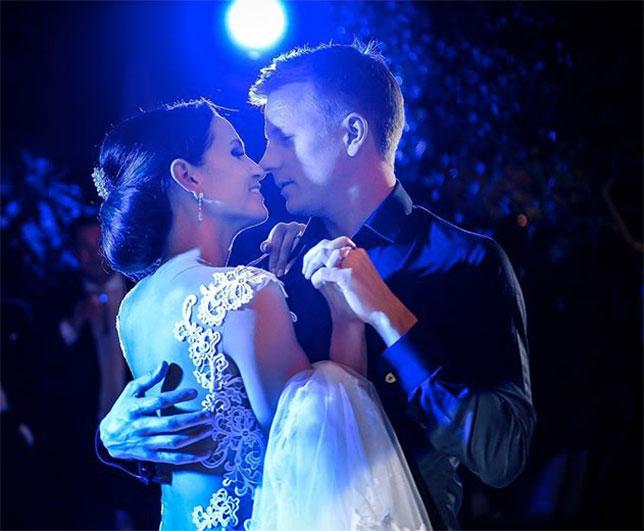 Кими Райкконен и его супруга Минтту отмечают очередную годовщину свадьбы, фото из Instagram Минтту Райкконен