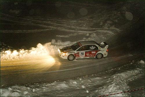 Arctic Lapland Rally-2008
