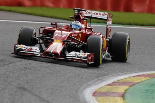 Гран При Бельгии. Фернандо Алонсо