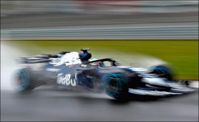 Red Bull Racing RB14 в Сильверстоуне