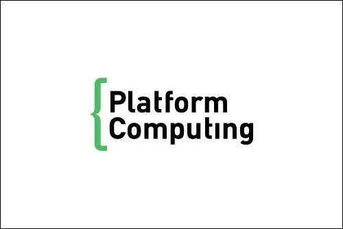 Логотип Platform Computing