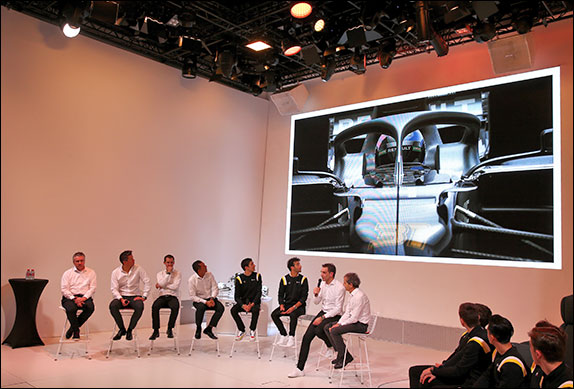 Итоги сезона: Renault DP World F1 Team