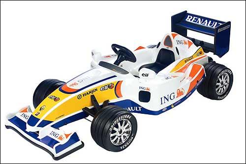 Педальная Renault R28