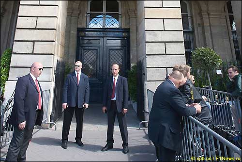 Офис FIA в Париже