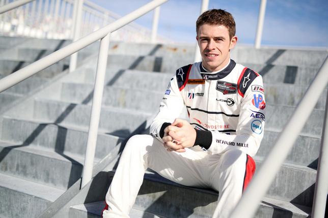 Пол ди Реста проведёт ещё две гонки за United Autosports