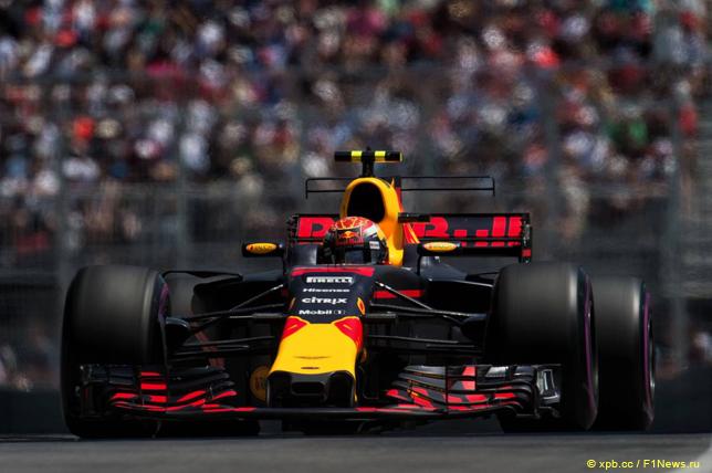 Гран При Канады. Макс Ферстаппен