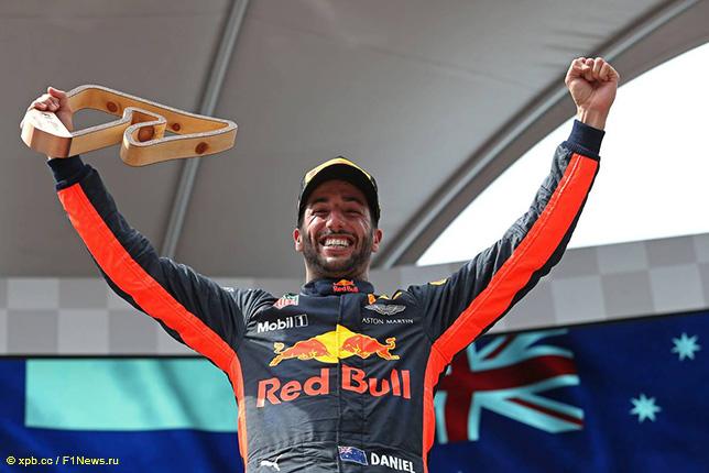 Гран-при Австрии «Формулы-1»: Боттас взял «золото»