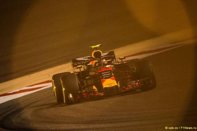 Гран При Бахрейна. Макс Ферстаппен