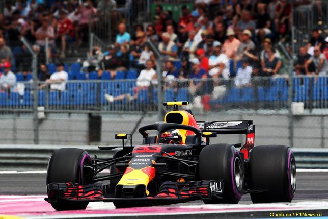 Гран При Монако. Макс Ферстаппен