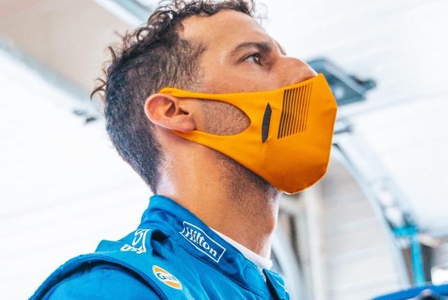Даниэль Риккардо, фото пресс-службы McLaren