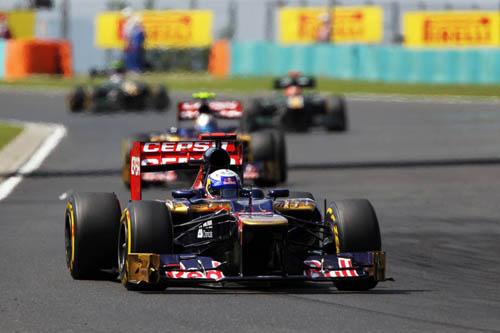 Гран При Венгрии. Даниэль Риккардо