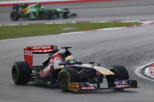 Гран При Малайзии. Жан-Эрик Вернь