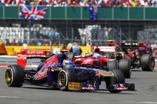 Гран При Великобритании. Даниэль Риккардо