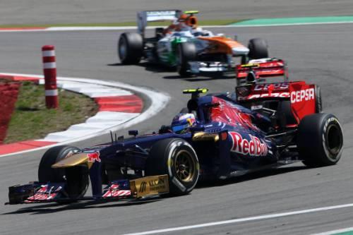 Гран При Германии. Даниэль Риккардо