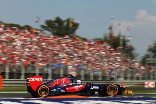 Гран При Италии. Даниэль Риккардо