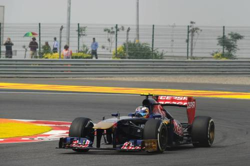 Гран При Индии. Даниэль Риккардо