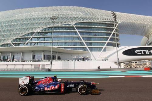 Гран При Абу Даби: Даниэль Риккардо