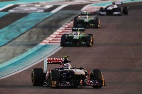 Гран При Абу Даби. Даниэль Риккардо