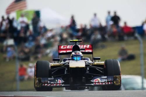 Гран При США. Даниэль Риккардо
