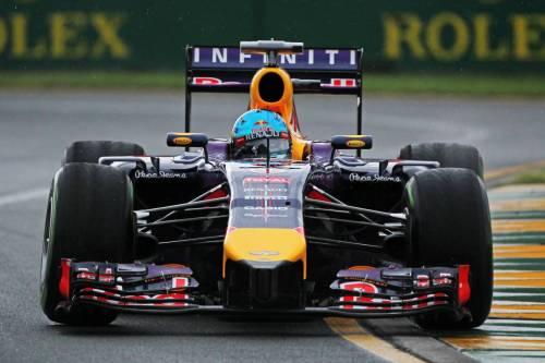 Гран При Австралии. Себастьян Феттель