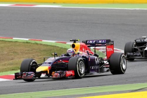 Гран При Испании. Даниэль Риккардо