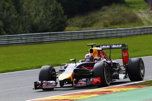 Гран При Бельгии. Даниэль Риккардо