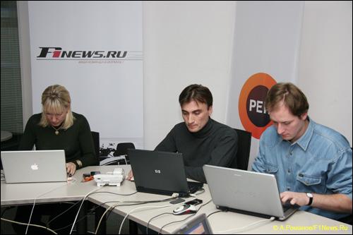 Мария Румянцева, Александр Каминский, Александр Кабановский