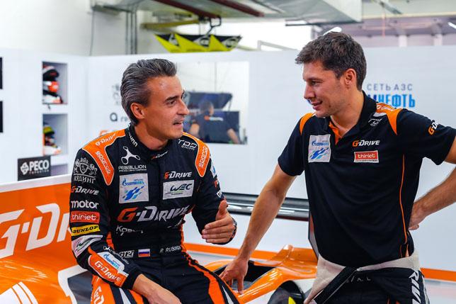 Дюваль выступит в Бахрейне в составе G-Drive Racing