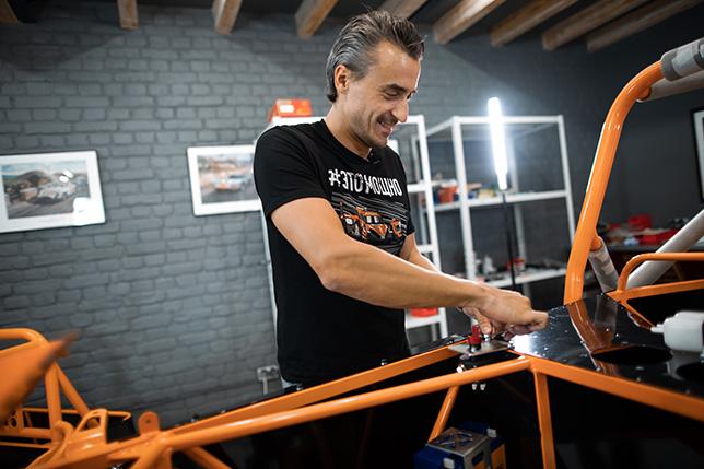 Роман Русинов выступит в гонке REC на Moscow Raceway