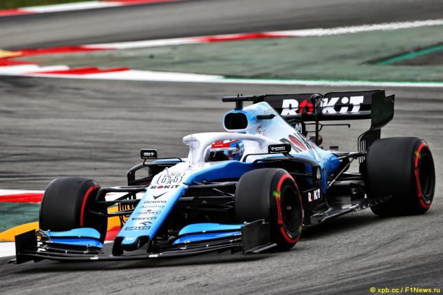Гран При Испании. Джордж Расселл