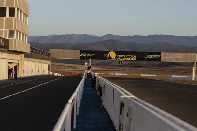 Панорама  Circuito de Almeria