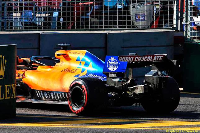 在迈凯轮车队更换动力机器Sajnsa