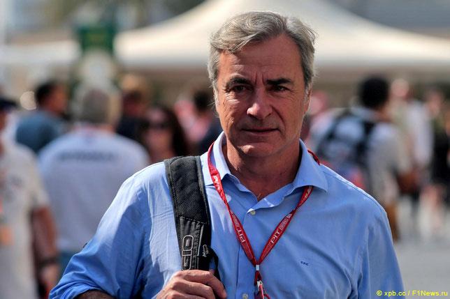 Карлос Сайнс-старший