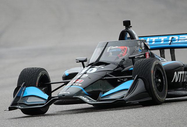 IndyCar: Система Aeroscreen прошла полноценные тесты