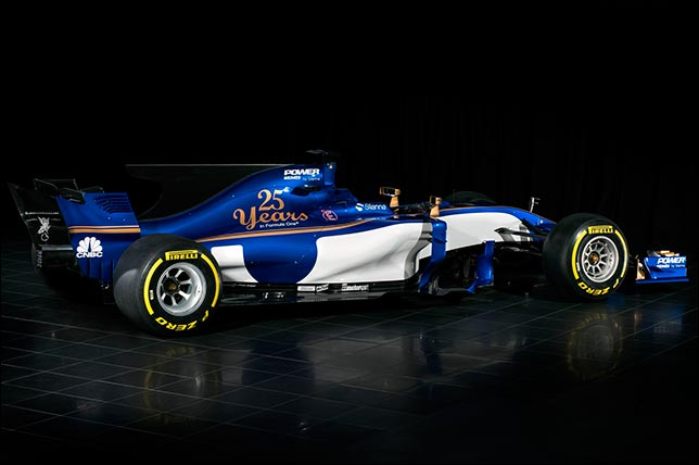 Sauber C36-Ferrari