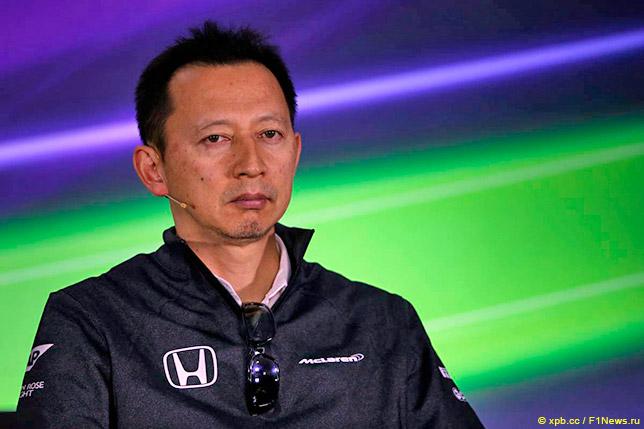 Юсуке Хасэгава, руководитель проекта Honda в Формуле 1
