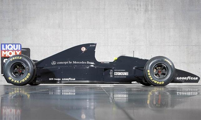 Команда Sauber выступает в Формуле 1 с 1993 года