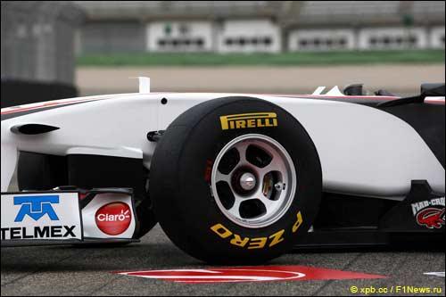Sauber C30