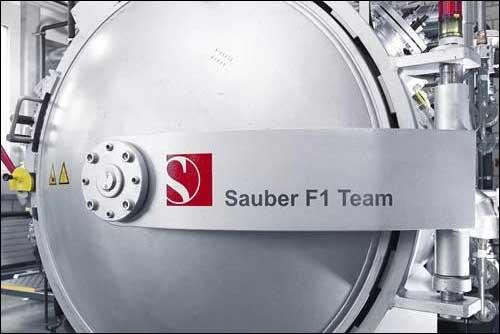Термопечь на базе Sauber