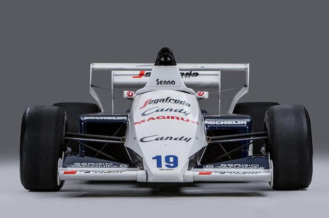 Toleman-Hart TG184