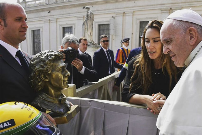 梵蒂冈博物馆出现萧条塞纳