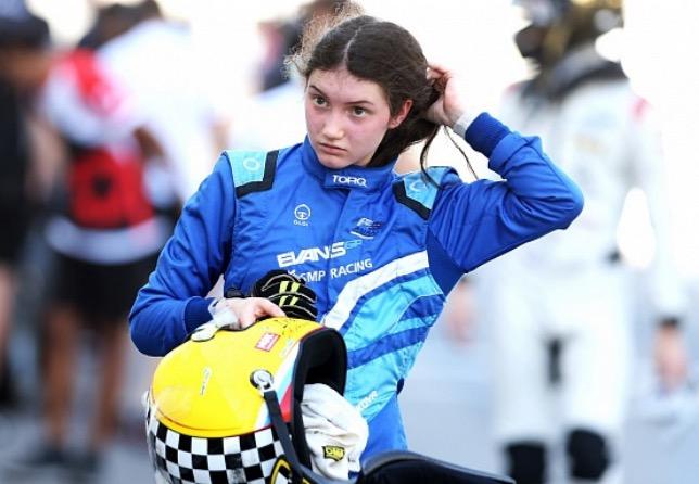 Ирина Сидоркова пропустит 3-й этап Азиатской Ф3