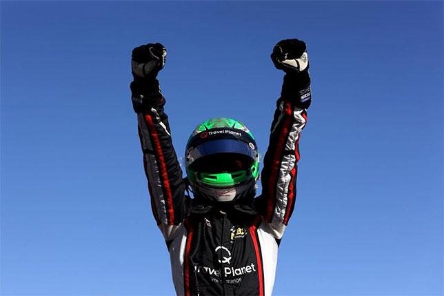 Ф3 Азия: Пьер-Луи Шове одержал пятую победу