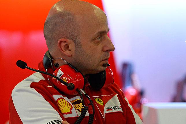 Симоне Реста, фото пресс-службы Ferrari